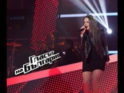 Симона Загорова – Гласът на България